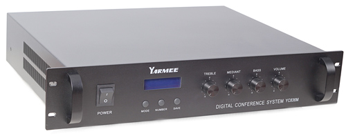 Digital video discussion system YC836