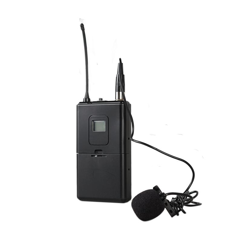 8 channels uhf wireless microphone yu83