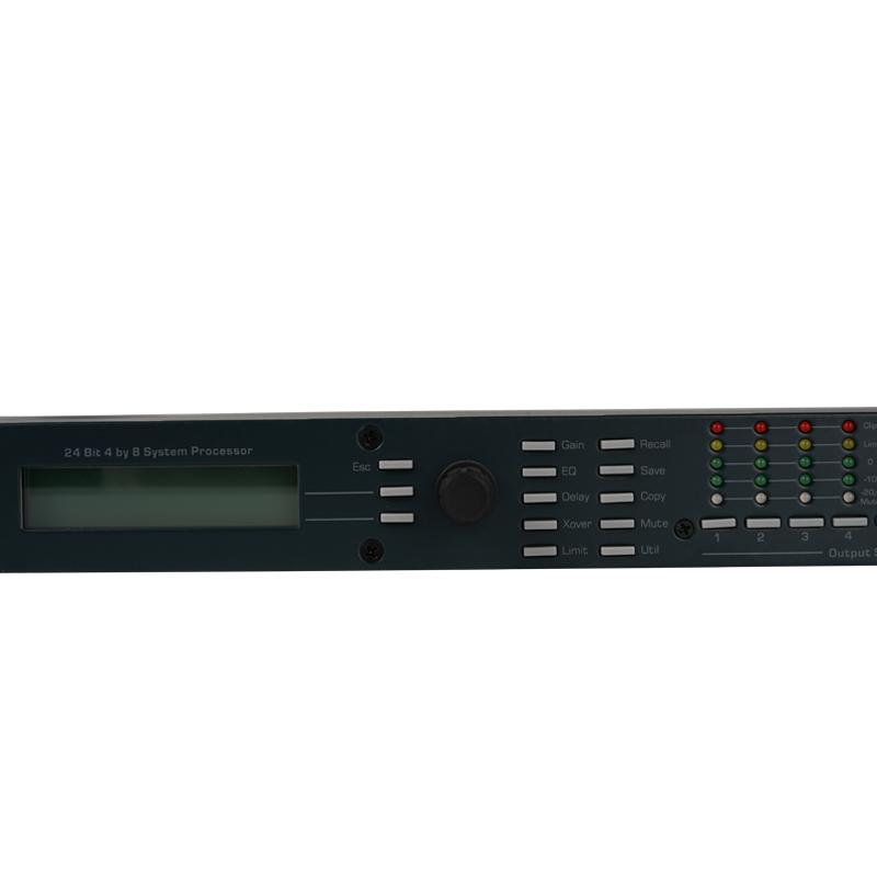 4.8sp digital audio processor