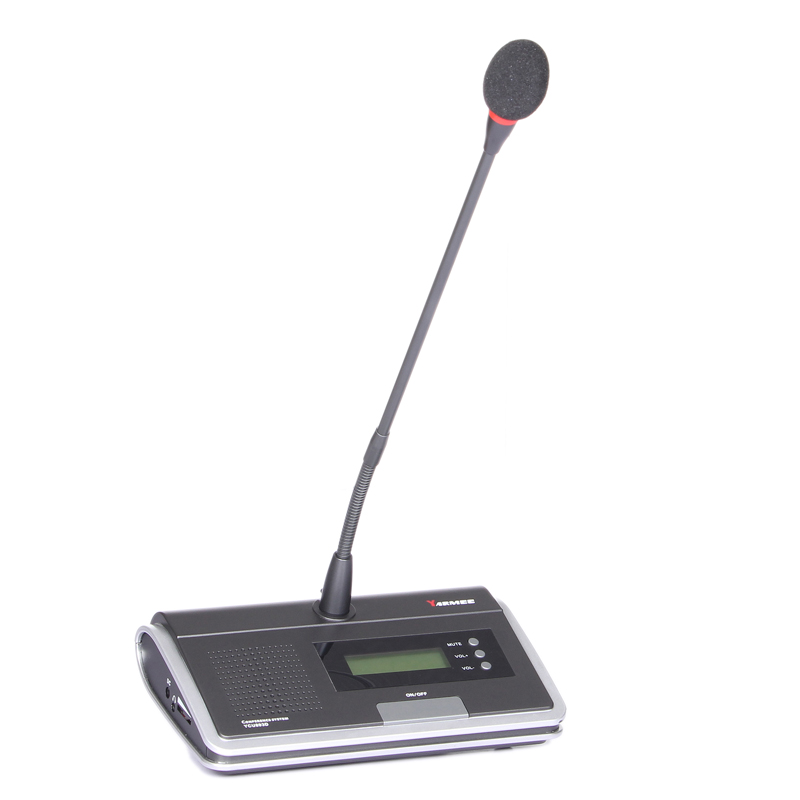Digital wireless conference system built in speaker YCU893