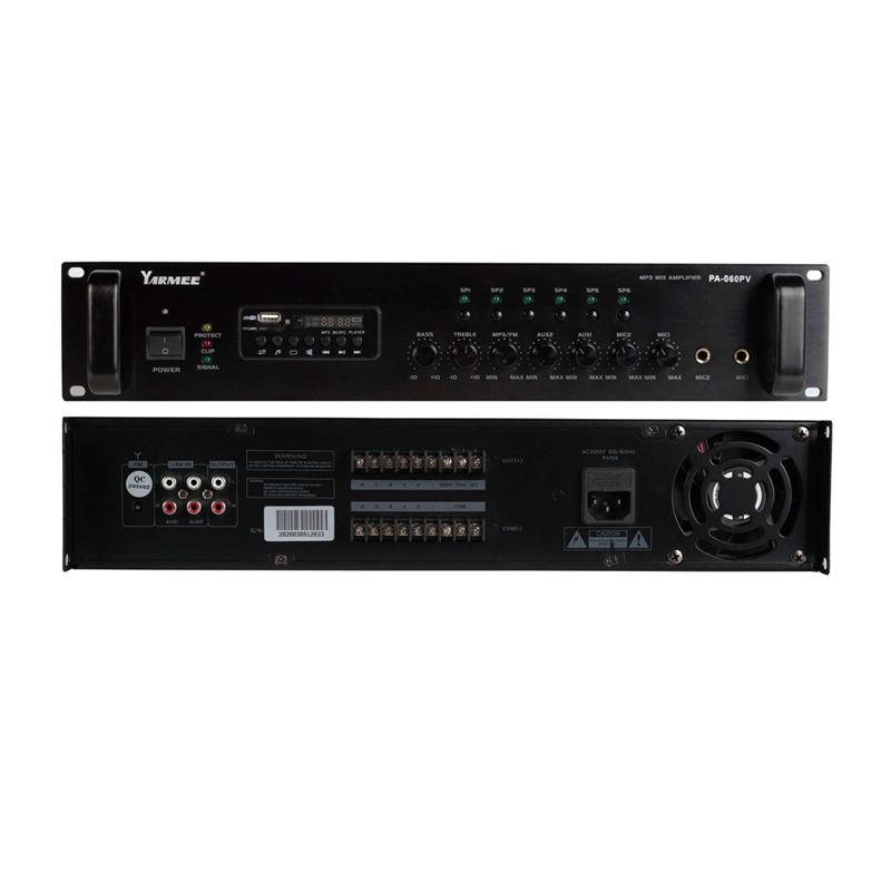 FM/MP3/BluetoothAmplifier PA060PV