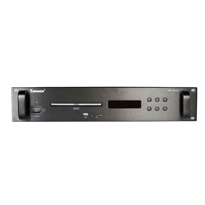 Controlled Multifunction Digital Player PA-2317F